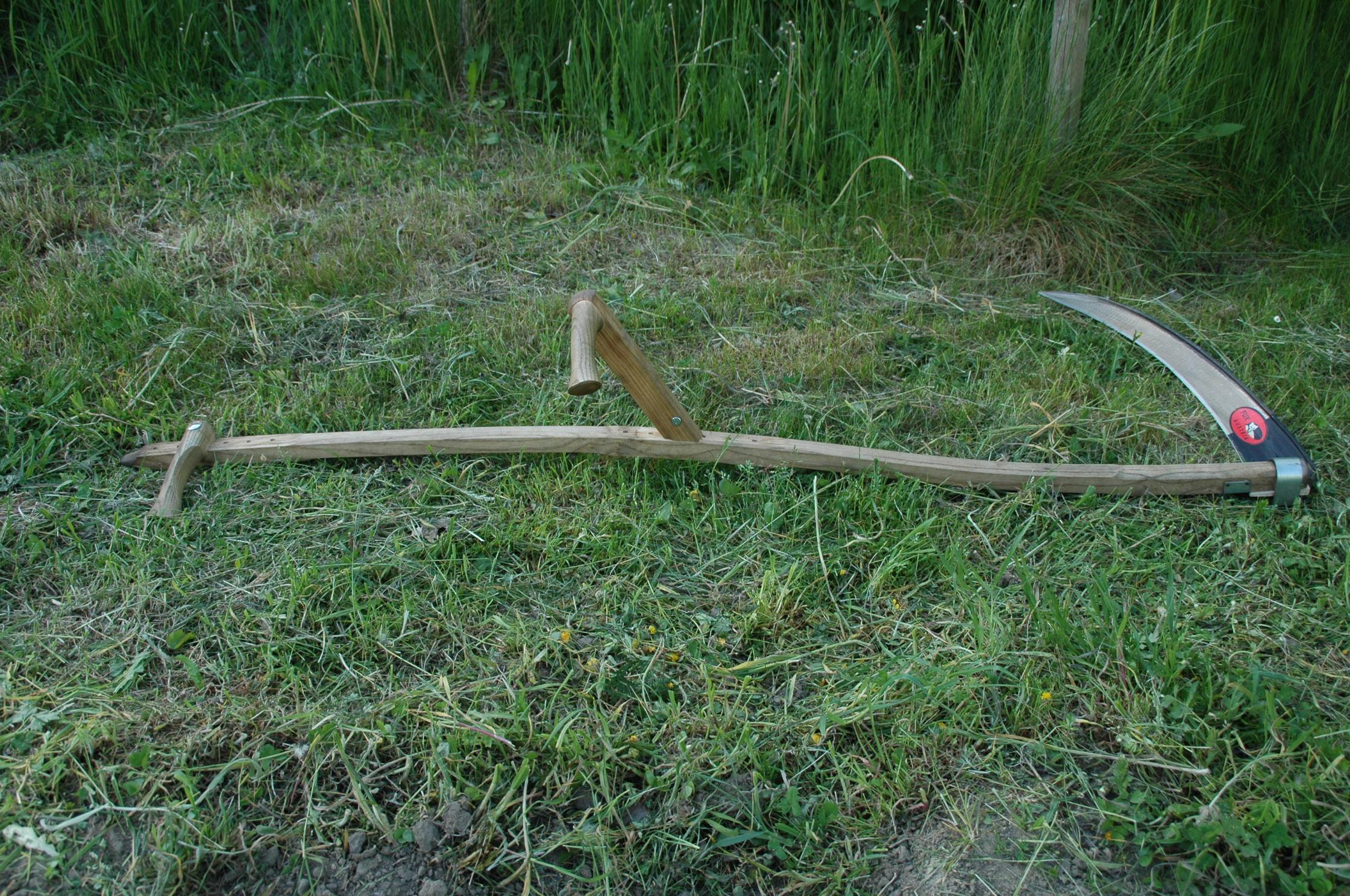 Zeissteel hout 130 cm